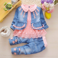 Lace, Jeans, Fashion, Shirt