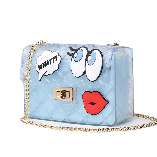 Women Cute Jelly Bag Brands