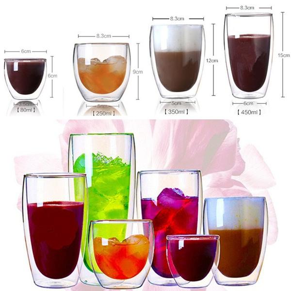 glasscup, milkglas, Coffee, coffeecup