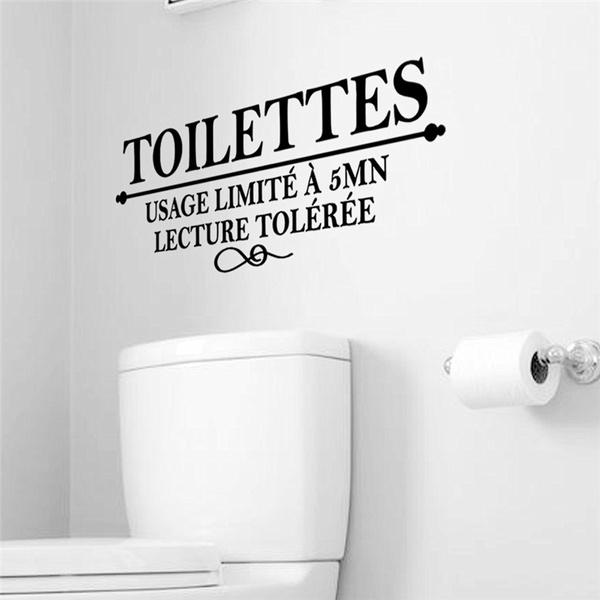 Decor, Wall Art, toilettessalledebain, Home & Living
