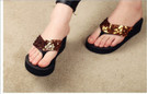 Picture of Beach Slippers Flip Flops Plataforma Women Wedges Women Sandals