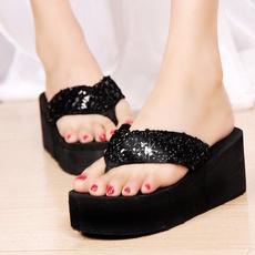 Summer, Flip Flops, Sandals, Durable