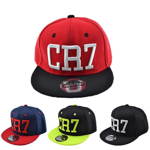738c9f8a2 Cristiano Ronaldo CR7 Baseball Caps Cotton Cr7 Caps Snapback Hip Hop  Fashion Hat Men Baloncesto Caps Bone Snapback Aba Reta Snap