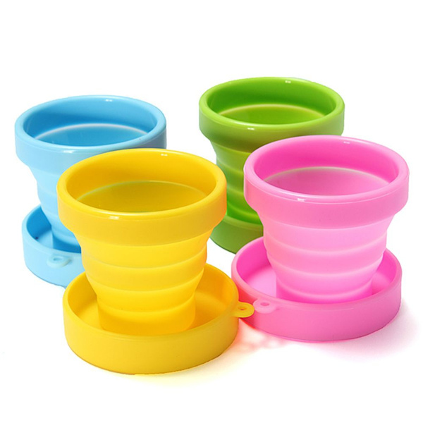 collapsible, retractable, drinkingcup, Cup
