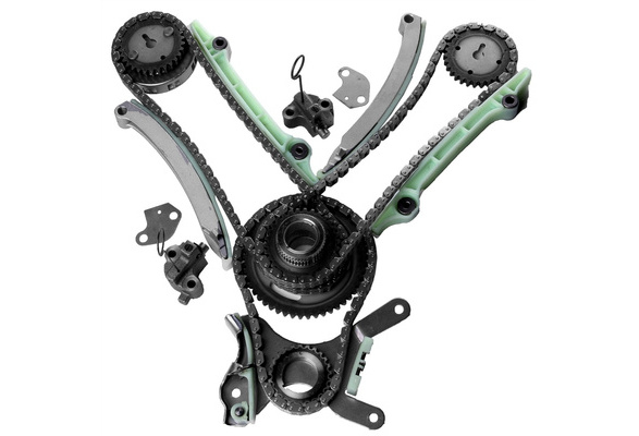 For 4.7 Dodge Ram 1500 Dakota Durango Jeep Timing Chain Kit JTEC NGC Design