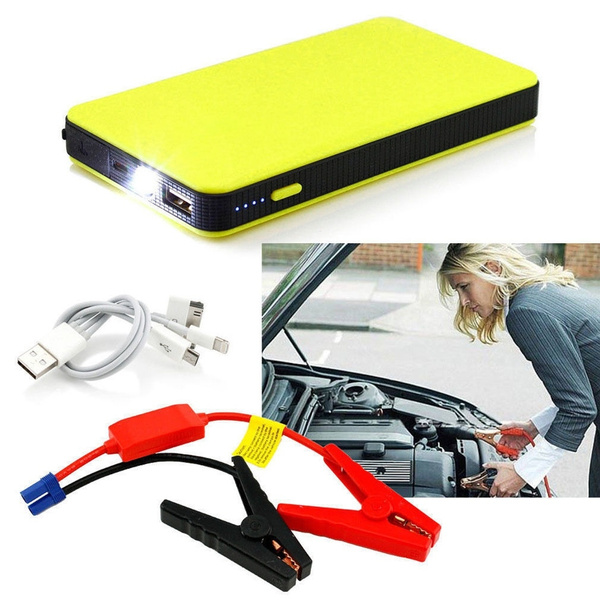 Picture of Us Plug 20000mah Portable Car Jump Starter Pack Booster Charger Battery Power Bank Us Plug