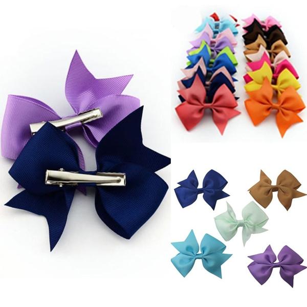 girlheadwear, hair, girlbow, ribbonclip