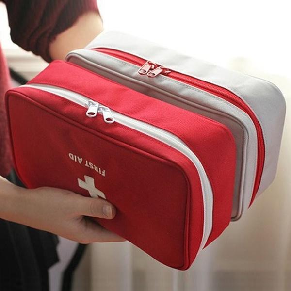 firstaidbag, Outdoor, portable, homemedicalbag