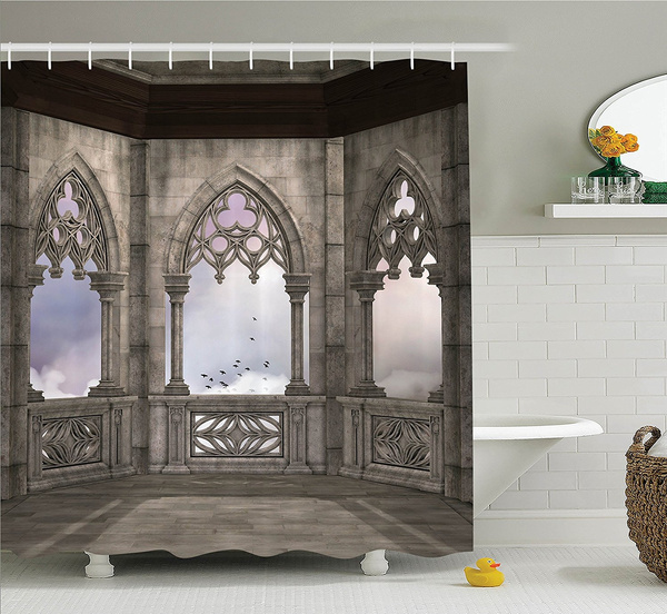 Gothic Decor Collection Meval Stone