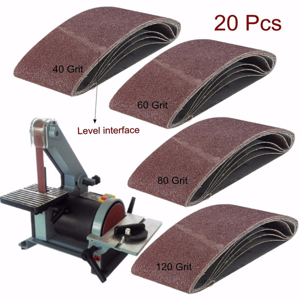 Mixed Sander Sanding Belts Al