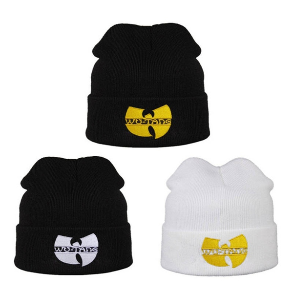 d8db30a8138c6 Fashion WU TANG CLAN Men s Hats Unisex Winter Warm Beanies Hat for ...