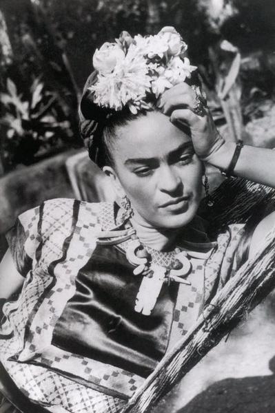 Mx06125 Frida Kahlo 1907 1954 Self Taught Self Portraits Art 24x36 Poster