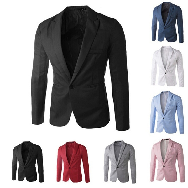 businesssuit, Fashion, Blazer, Slim Fit