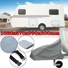 Waterproof, carcover, Cover, Grey