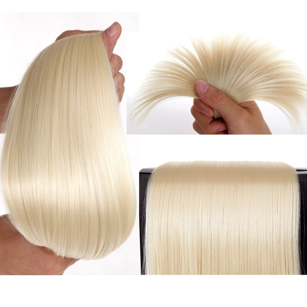 Wish Double Weft Clip In Remy Human Hair Extensions Full Head