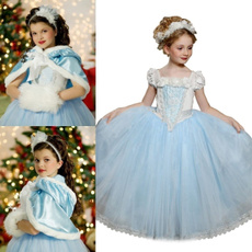 Cosplay, Princess, kids clothing, Dress