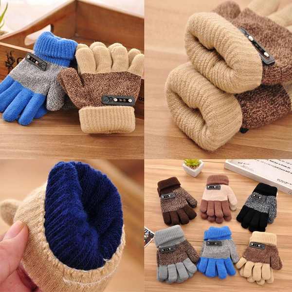 Boy, Fashion, Boys' Accessories, Mittens