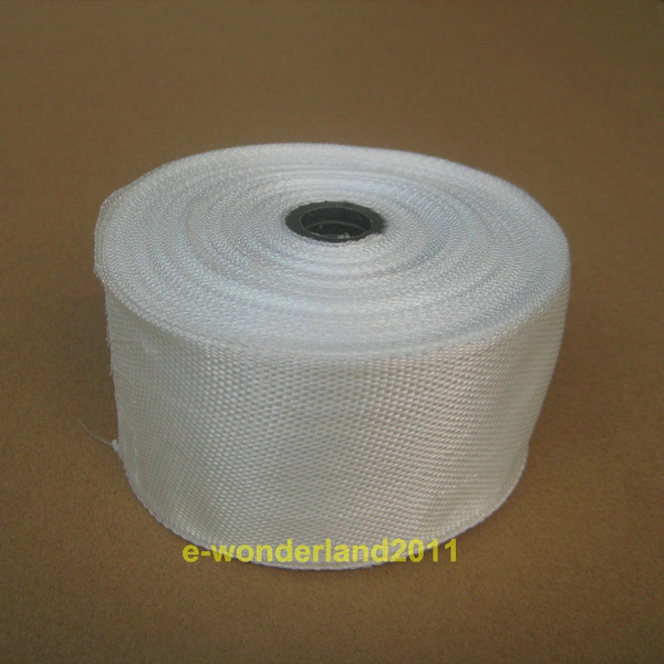 "5cm x 30m Glass Fiber Plain Wea Fiberglass Cloth Tape E-Glass 2/"" wide 33 Yards"
