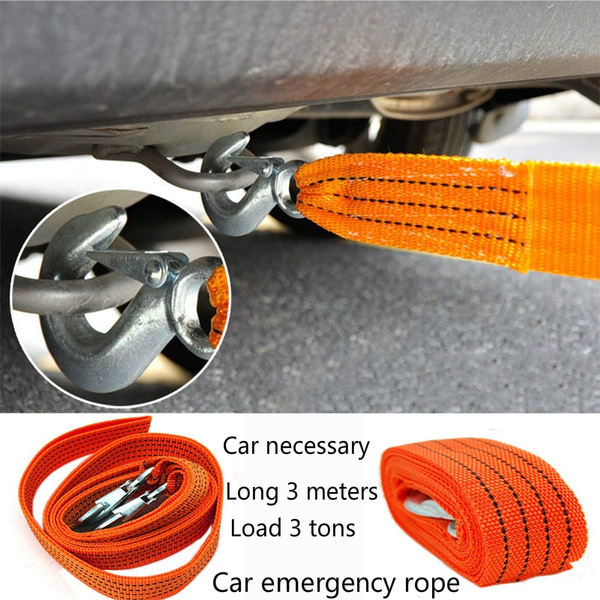 Image result for car towing rope