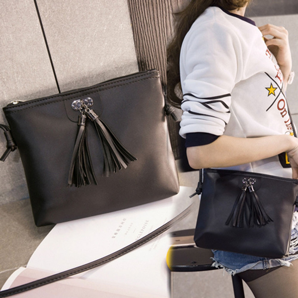 Picture of Easterdes Femmes Fashion Tassel Sac Sac Tote Mesdames Saceaster