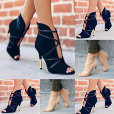 party, Fashion, Women Sandals, leather shoes