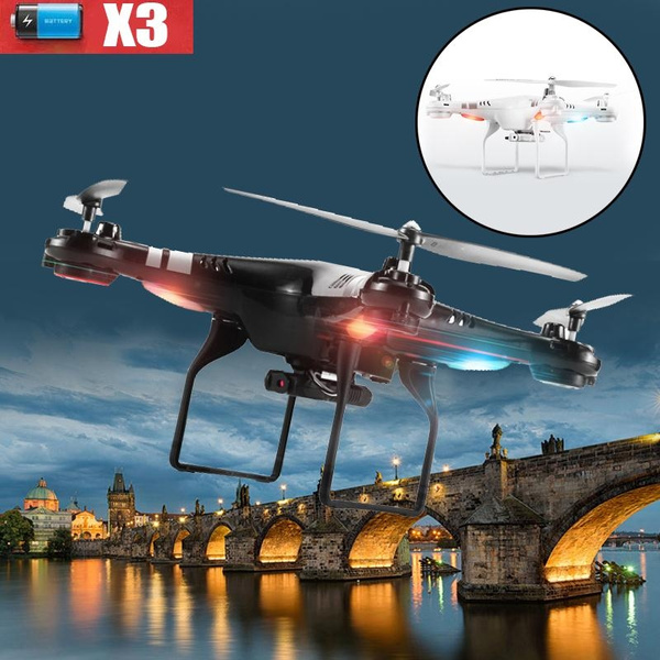 Picture of Sh5w 2.4ghz 6axis Wifi Fpv Rc Quadcopter Drone W/ 0.3mp Hd Camera Rtf Toy