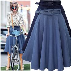 denim dress, cute, Fashion Accessory, denimdressforwomen