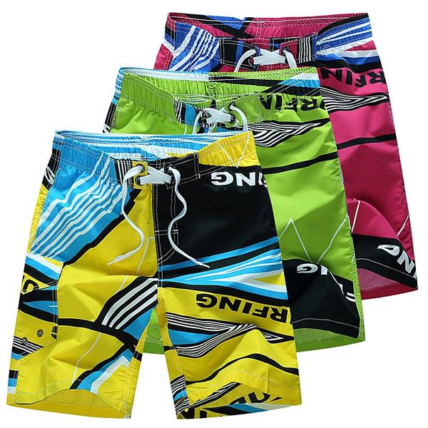 202749603c1a5 Geek | Herren Badeshorts Badehose Schwimmhose Badeshort Bermuda Shorts Kurze  Hose S-4XL