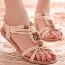Flip Flops, Sandals, Women's Fashion, barefootsandalsfootanklet