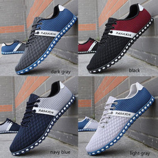 mens breathable mesh shoes