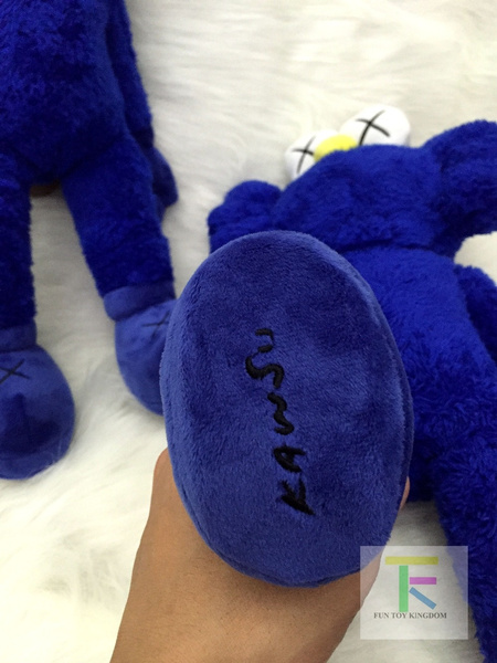 "New 16/"" 40cm Kaws Bangkok Exhibition Sesame Street BFF Plush Doll Toy Collection"