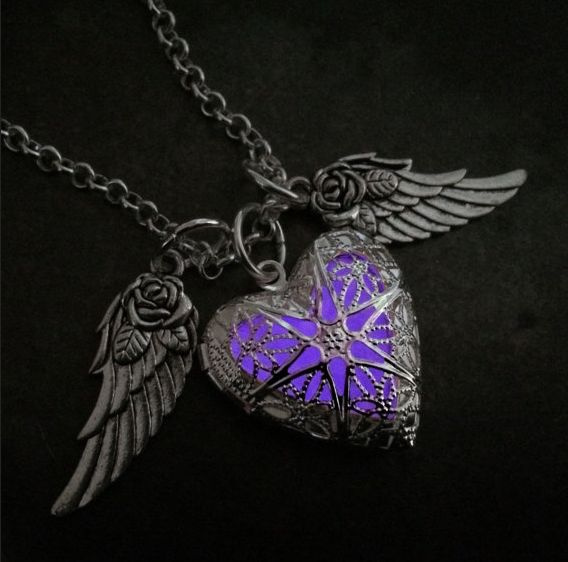 Heart, Fashion, Magic, Jewelry