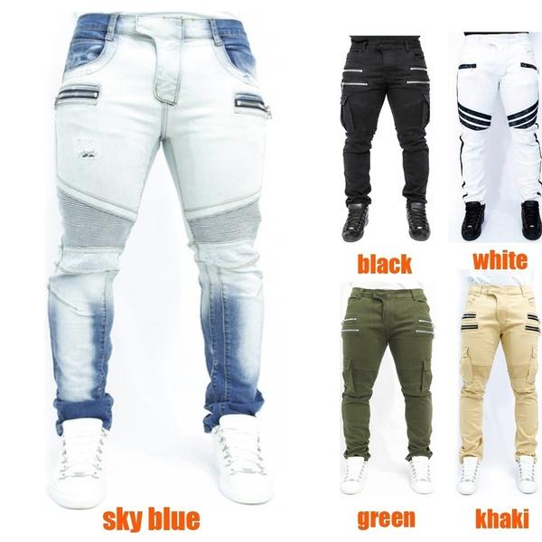 Plus Size, Casual pants, pants, Vintage