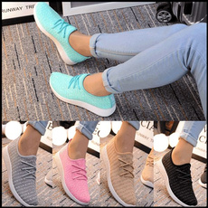 casual shoes, Sneakers, pierced, Breathable