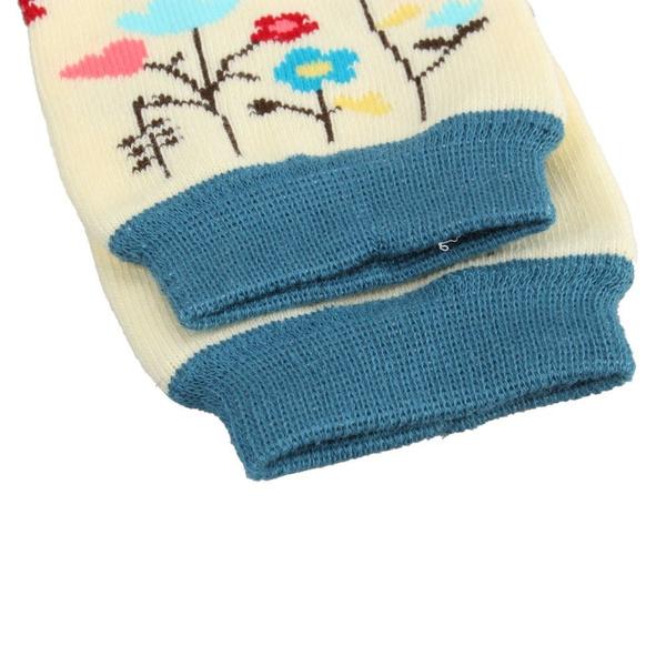 Cotton Toddler Kids Infant Baby Leggings Knee Leg Warmers Socks Home