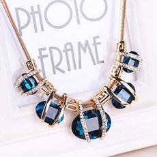 Fashion, Statement, necklace women, Cheap Pendant
