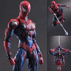 Square, art, Spiderman, universe