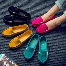cute, Ballet, Slip-On, Flats shoes