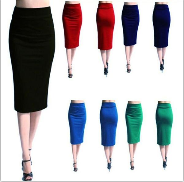 pencil, clubwear, Office, Dresses