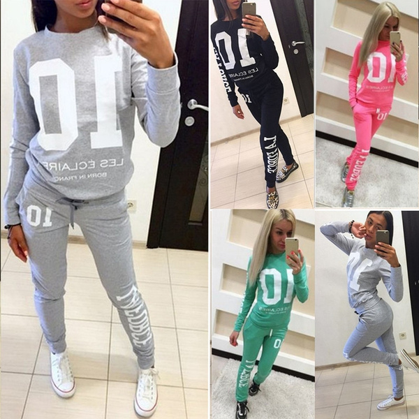 gym clothes women, hoodiesportsuit, trousers, women jogging suit