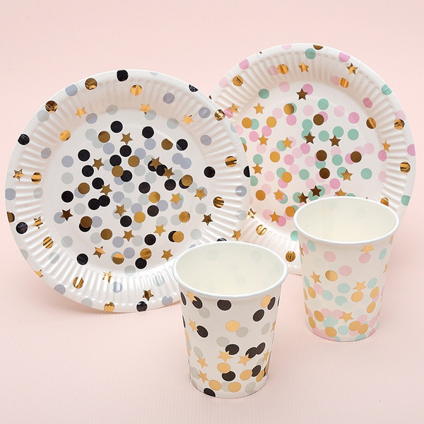 cute, Home Supplies, paperplate, Cup