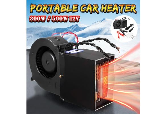 PTC Ceramic In Cab Heater 12V 300W Auto Heater Fan