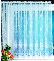 bedroomcurtain, Polyester, Flowers, Lace