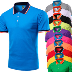 Summer, Shorts, Polo Shirts, Hawaiian
