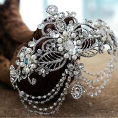 hair, Fashion, Jewelry, Crystal