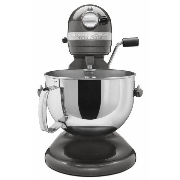 Wish Kitchenaid Rkp26m1xqg Liquid Graphite 6 Quart Pro 600 Tilt