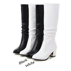 Plus Size, Square, Winter, pointed