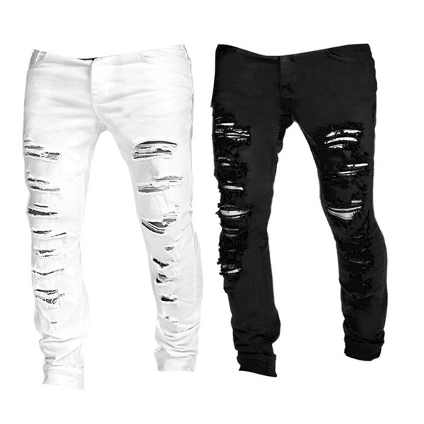 Men's Chino Pants Jogging Trousers Cargo Fashion Casual