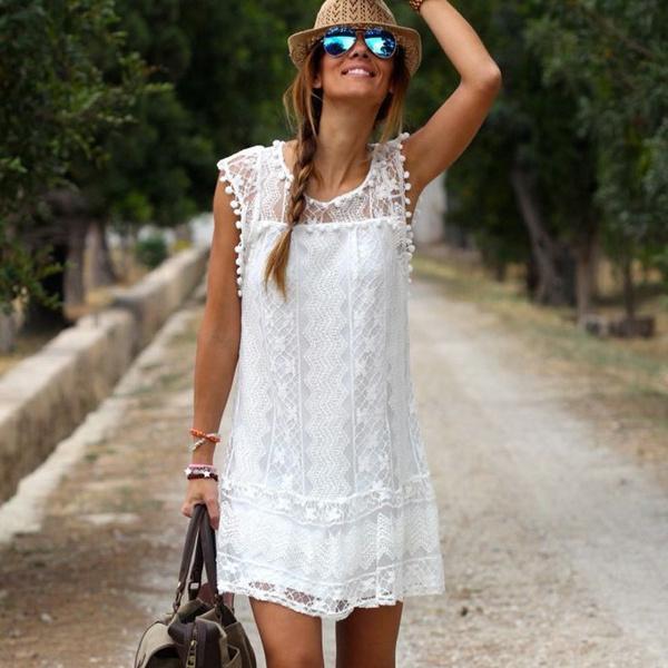 lace dresses, Lace Dress, short dress, Dresses