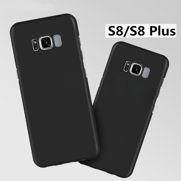 new concept 6c938 89f9e Silicon phone case for samsung galaxy s8 s8plus s9 s9 plus case Luxury Soft  Silicone tpu cases cute Cover For Samsung Galaxy s8 slim 3d case for ...